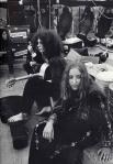 Bert, Ira, Maxine Woodstock