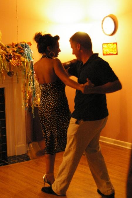 Tango Kick
