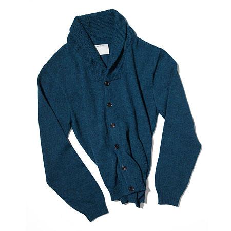 Patrik Ervell shawl-neck cardigan
