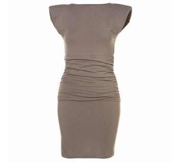 Top Shop Ruched Waist Dress