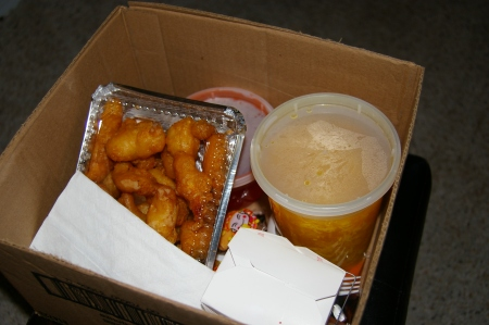 Box of Chinese