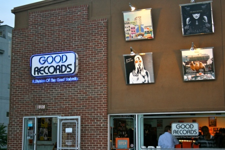 Record stores | Me And Marisa
