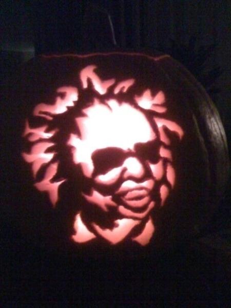 Jeremy's Pumpkin
